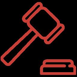 assistenza legale icona