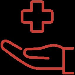 assistenza medica icona